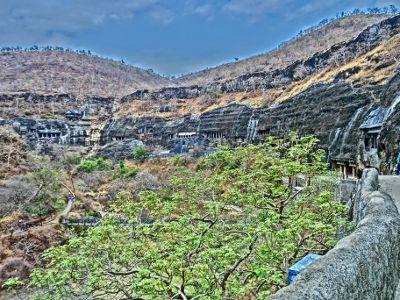 アジャンター石窟群の画像 p1_37